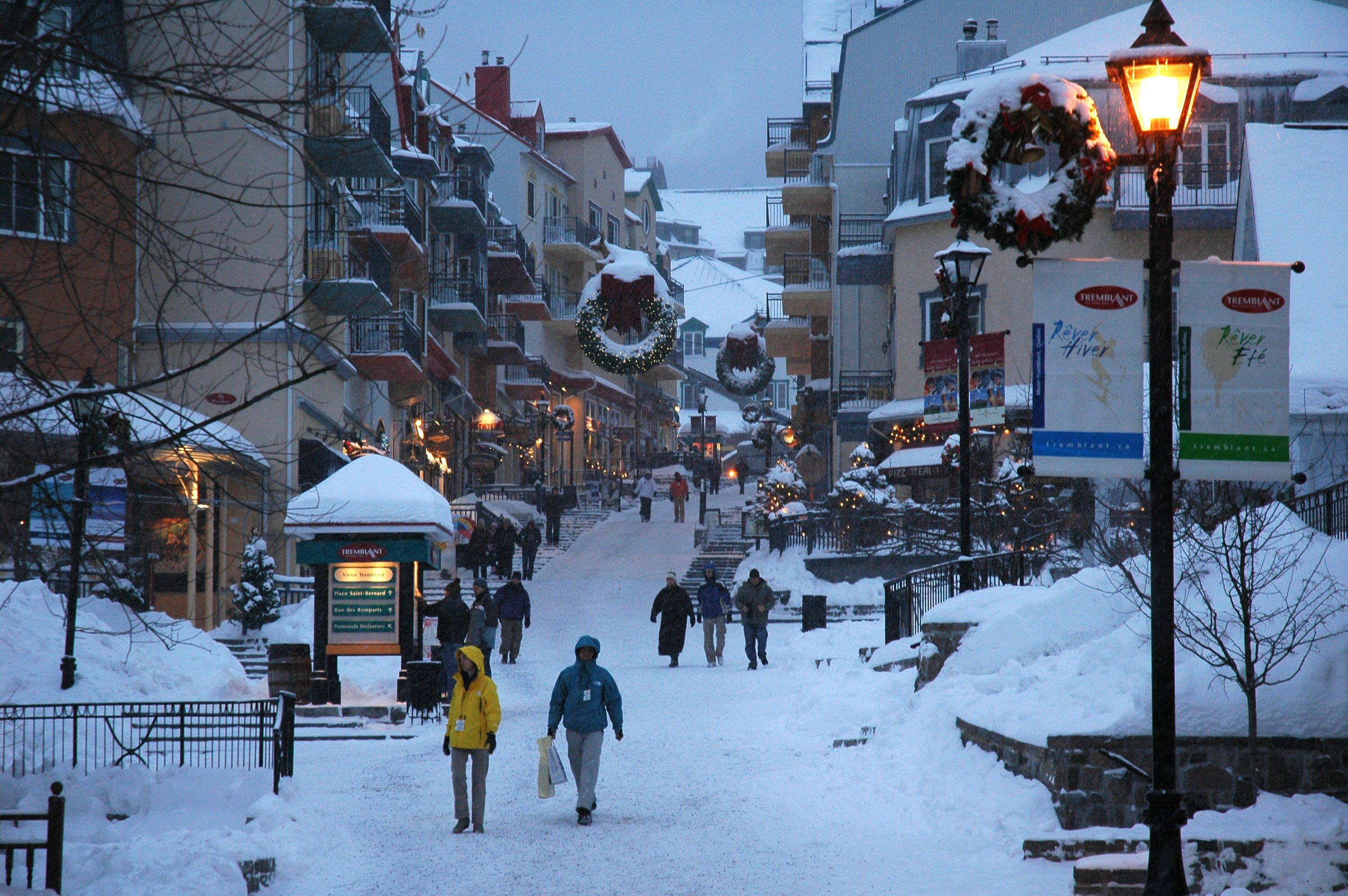 invest Mont Tremblant Quebec