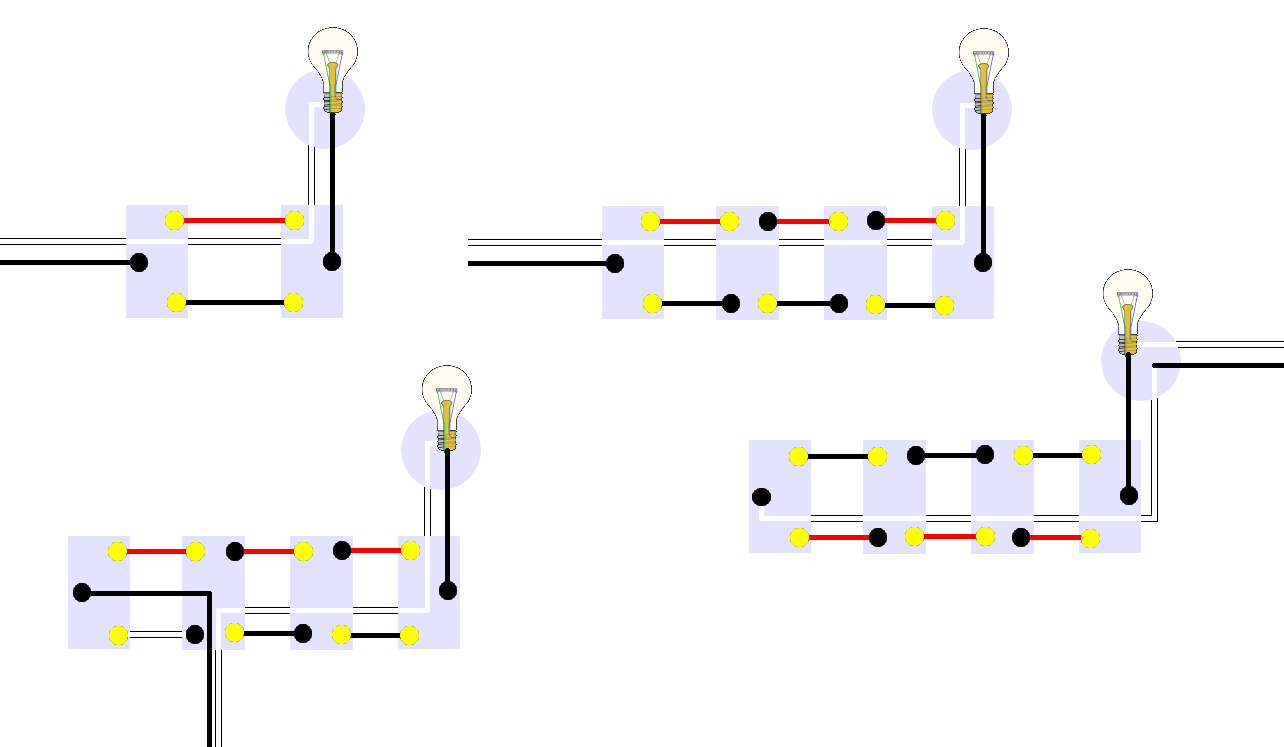 Multiway Switching Wikiwand Diagram For Three Way Switch