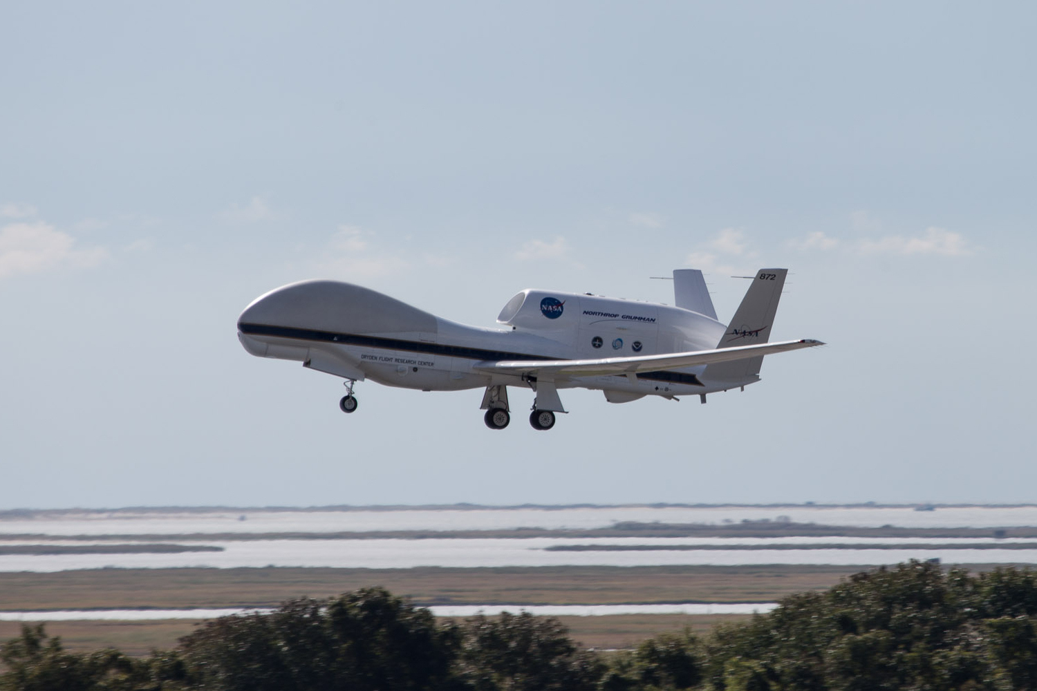 NASA Global Hawk Internal - Pics about space