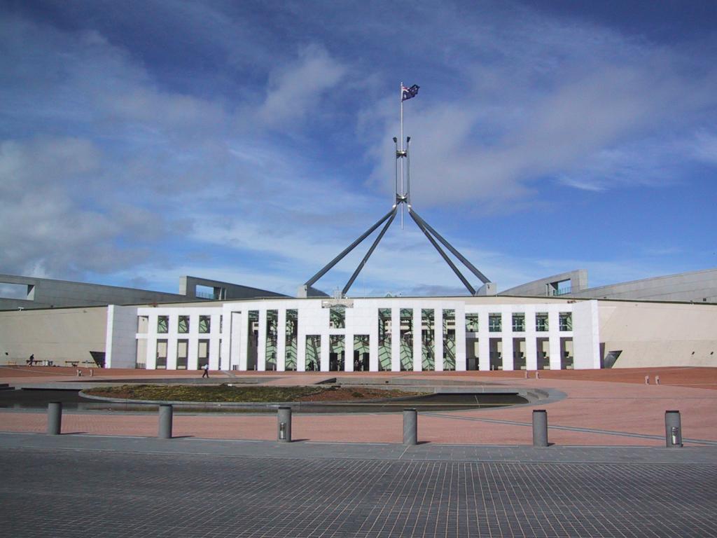 The australian parliamentary