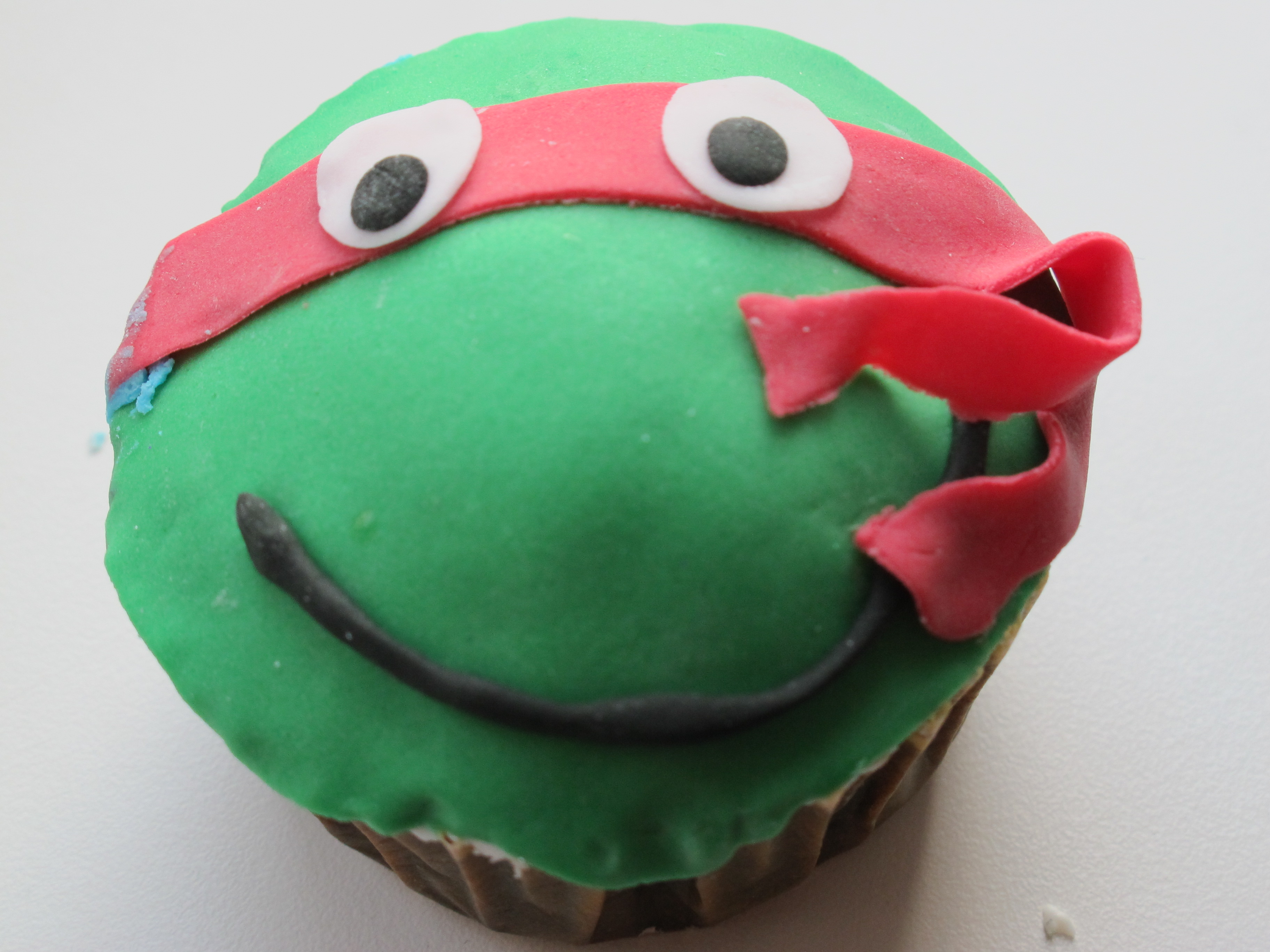 Ninja Turtle Cake Decorating Ideas
