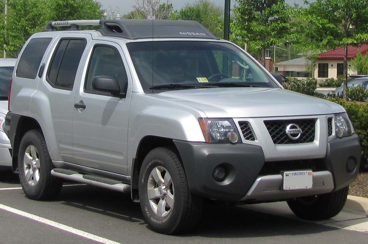 Nissan Pathfinder Xe V6 Information File:Nissan Xterra -- 04-22-2010.jpg - Wikipedia, the free ...