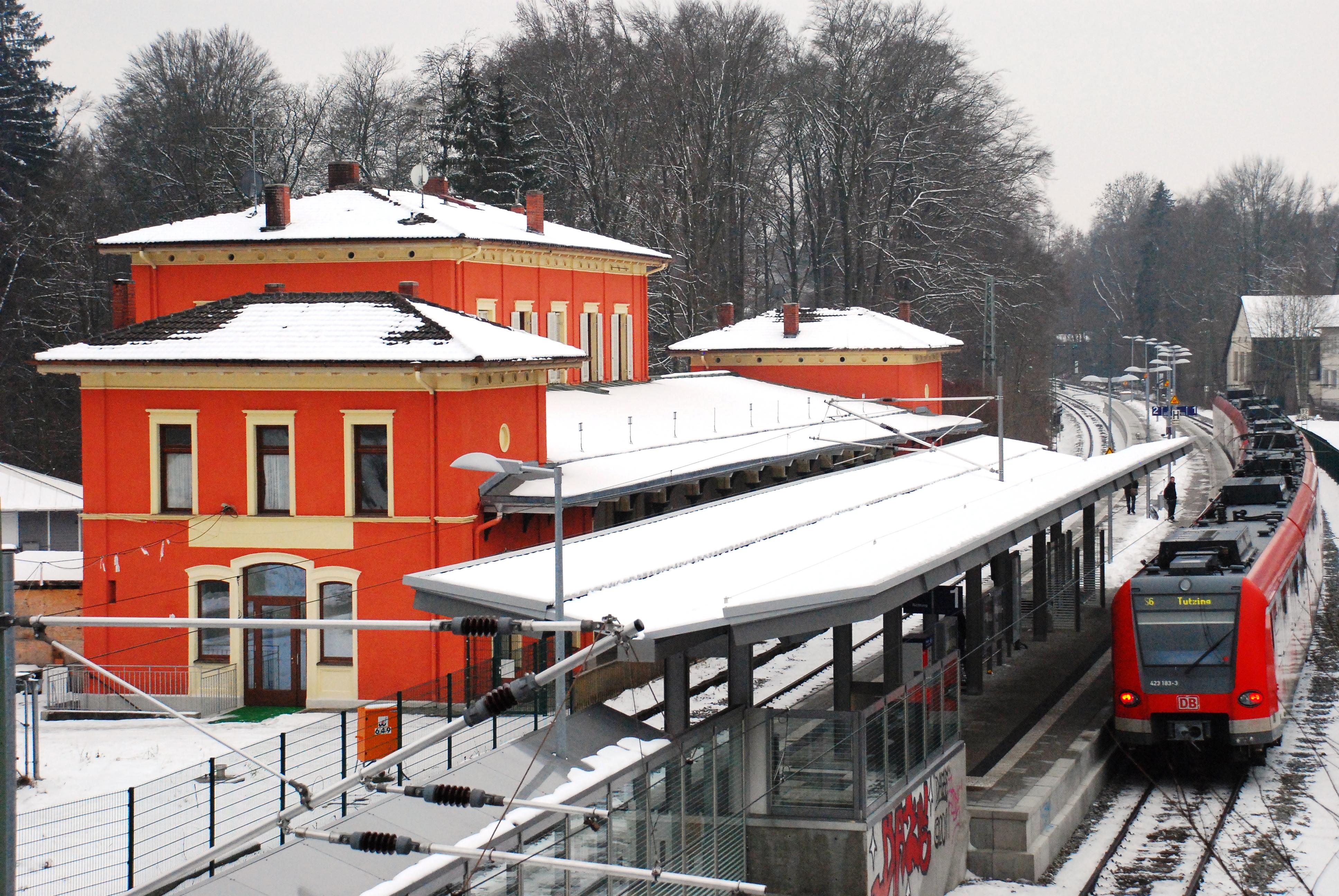 Dateipöcking Possenhofen Bahnhof Gleisbereichjpg Wikipedia