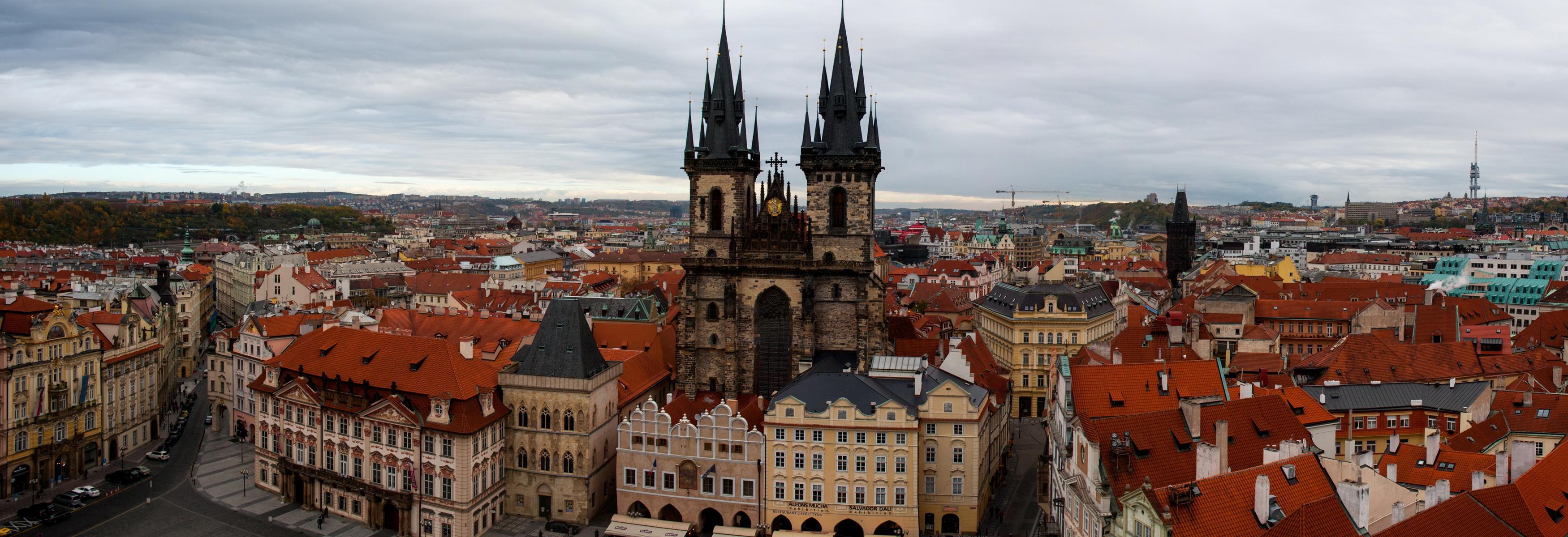25cd1c7e5 File:Panoramic view of Prague. Czech Republic, Western Europe. October 24,