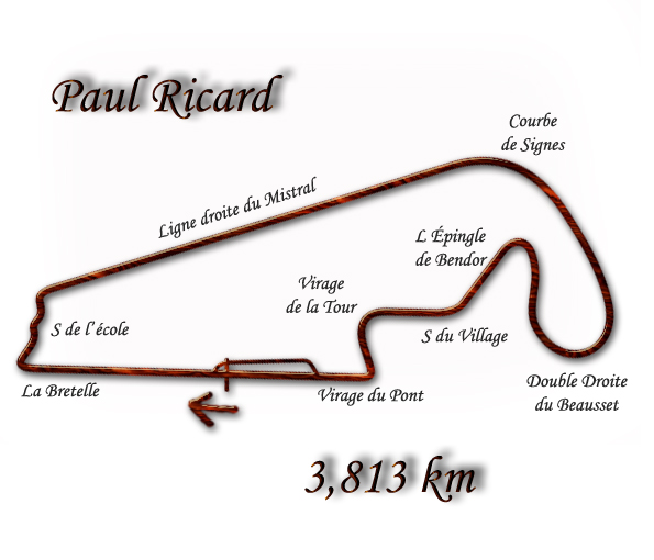 1987 French Grand Prix Wikipedia