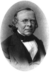 Peters Christian August Friedrich