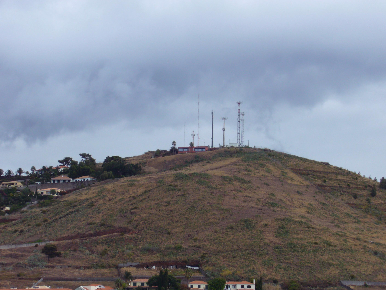 Pico Da Cruz.File Pico Da Cruz From The South Jpg Wikimedia Commons