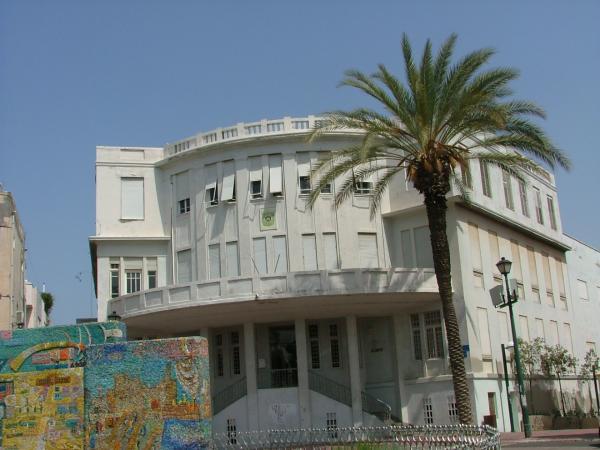 תל אביב בית העירייה הישן