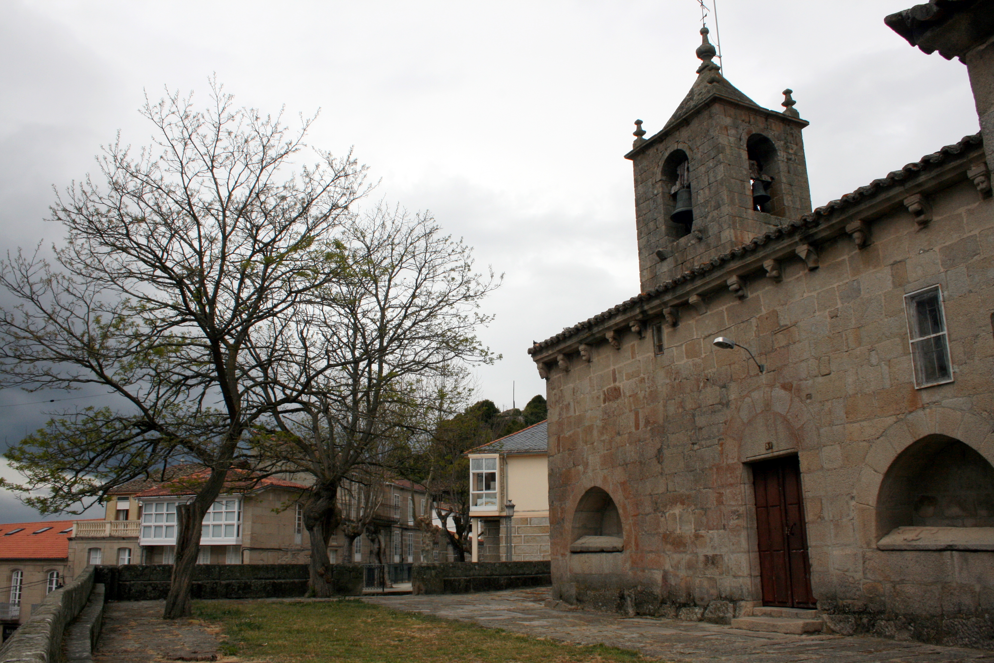 Allariz Spain  city images : ... church in Allariz, Ourense, Galicia Spain Wikimedia Commons