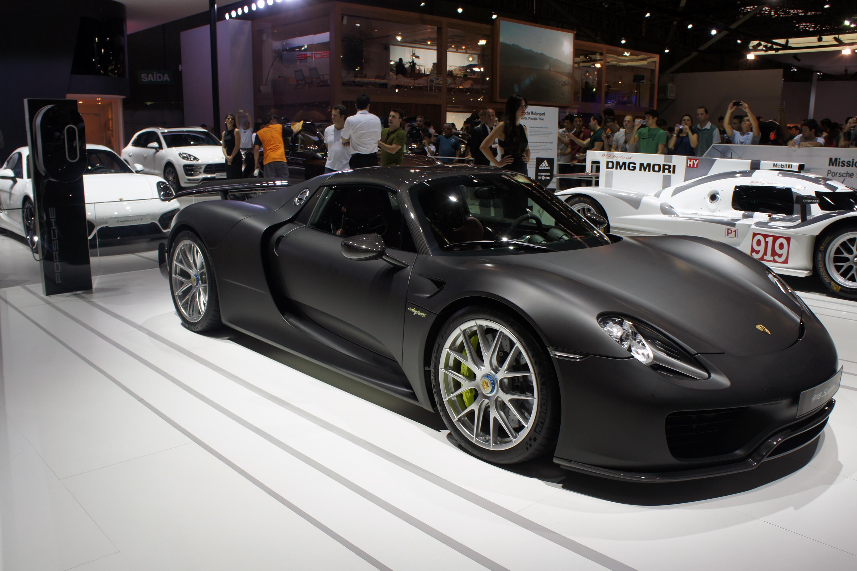 Porsche_918_Spyder_SAO_2014_0280 Elegant Porsche 918 Spyder Los Angeles Cars Trend