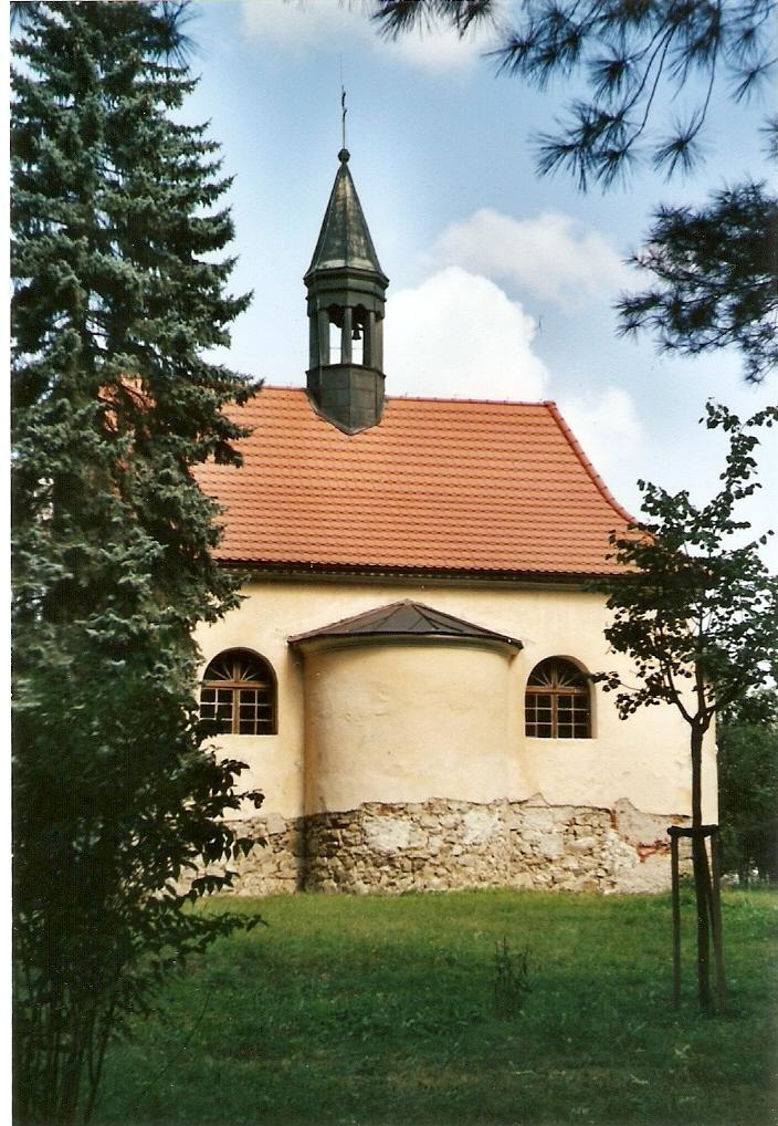 kostel sv. Anny v Protivíně