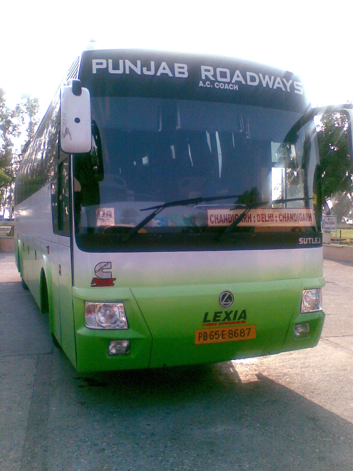 Volvo Bus Booking Of Uttarakhand Fiat World Test Drive
