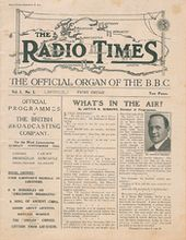 Radio Times - front cover - 28 September 1923.jpg