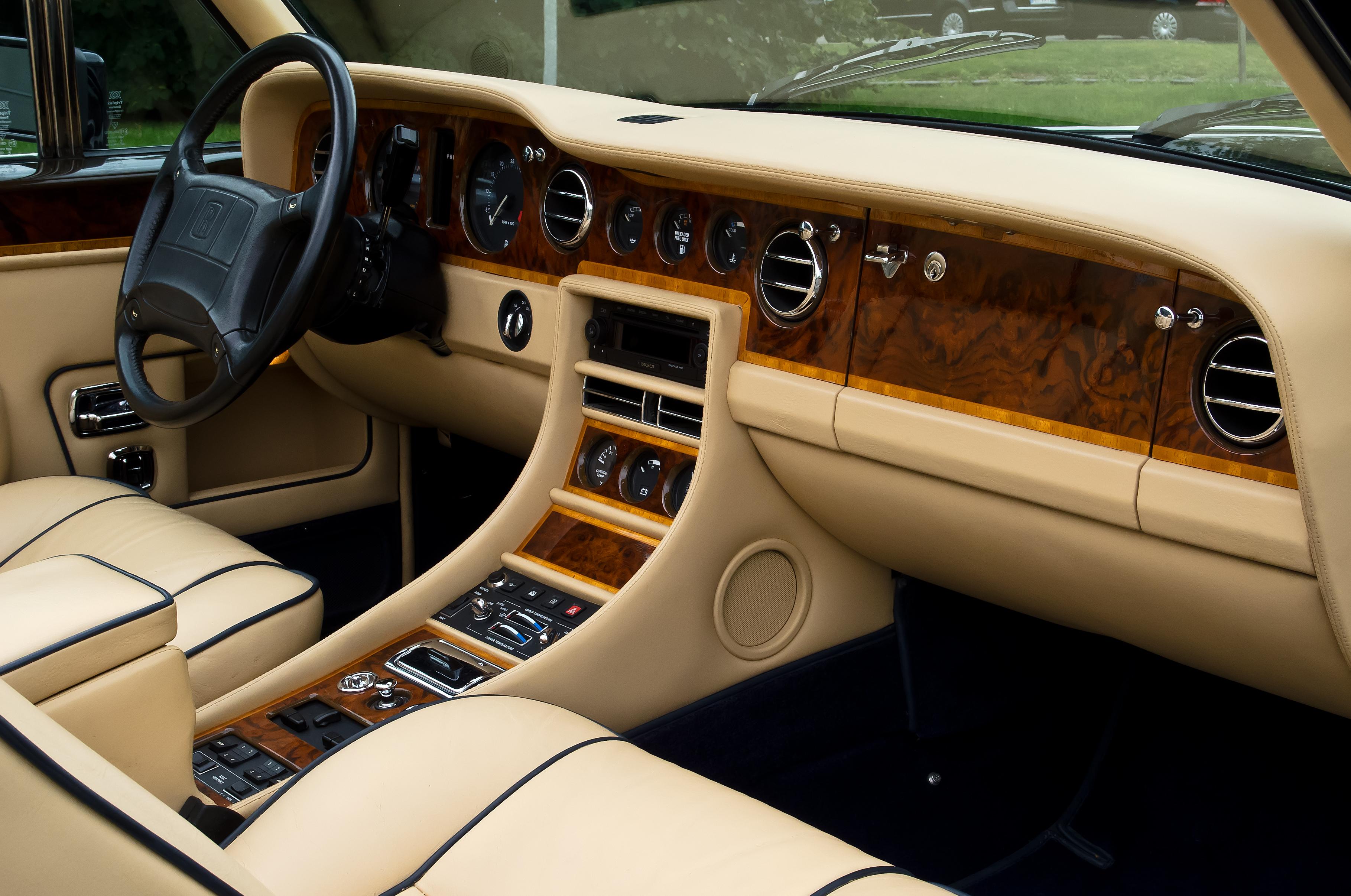 File Rolls Royce Corniche Iii Innenraum 3 September