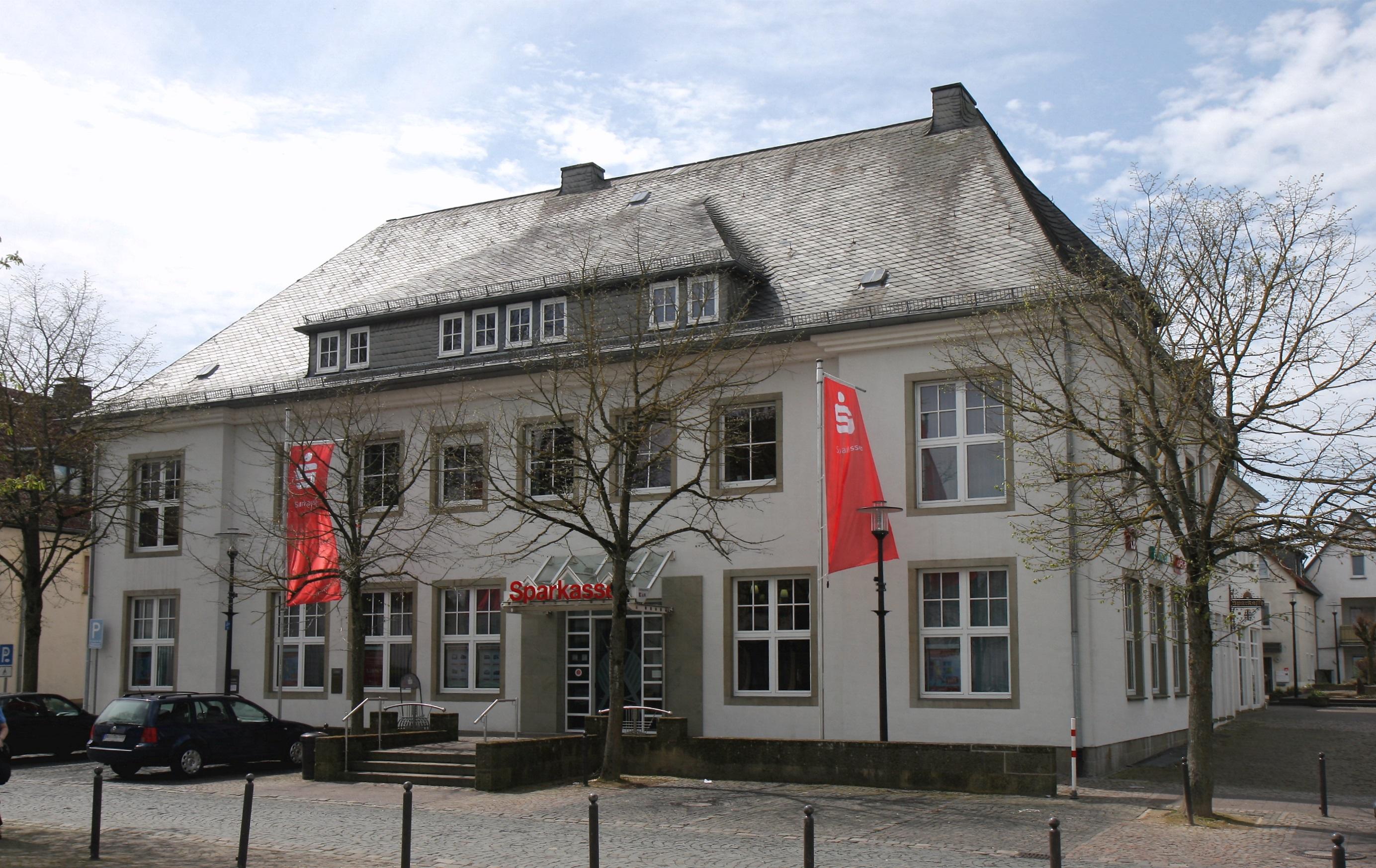 Sparkasse Lippstadt | Mapio.net