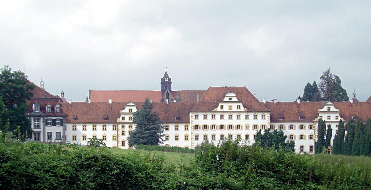 """das ''Internat'' """"Schloss Salem"""""""