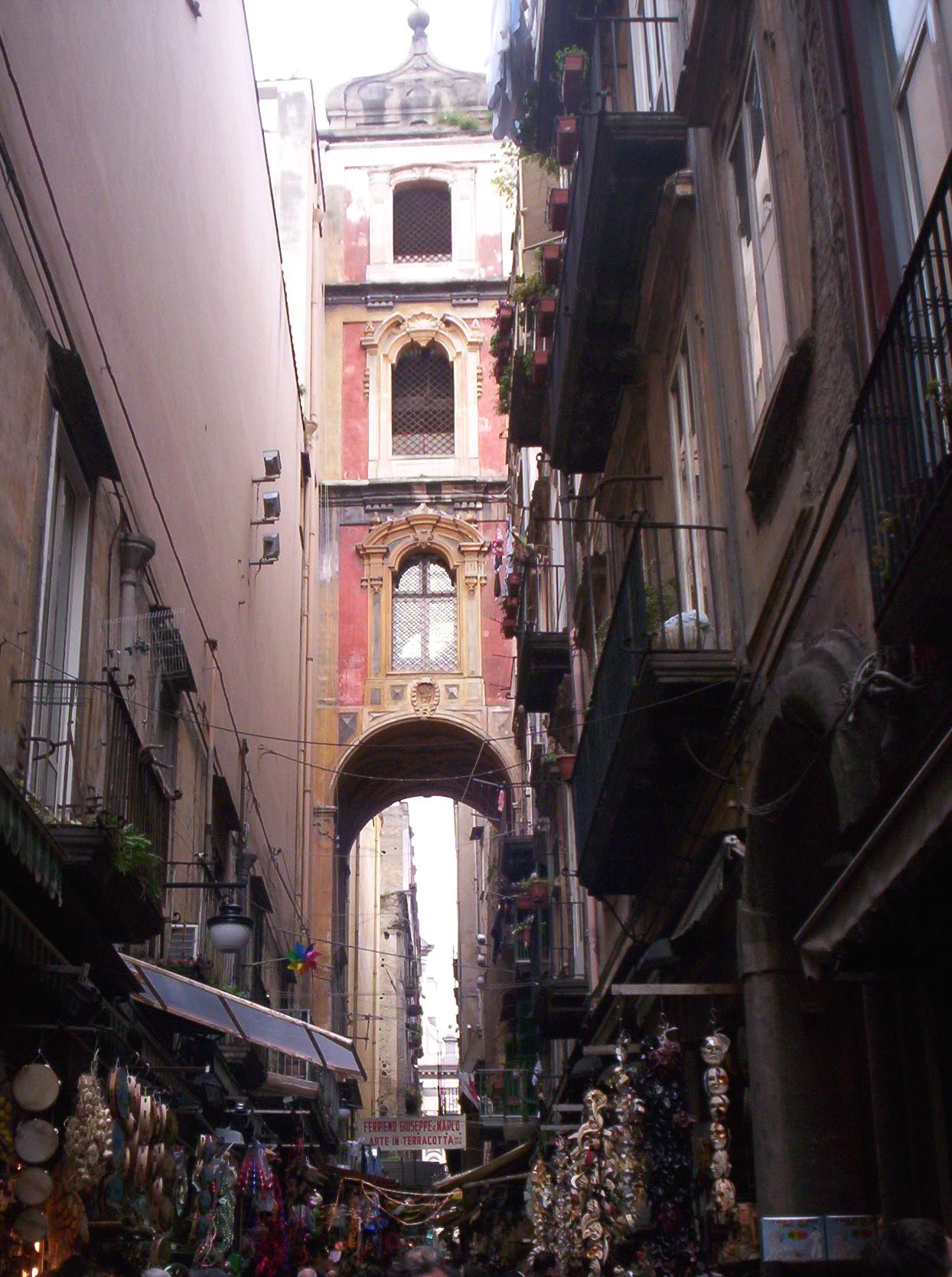Naples-market
