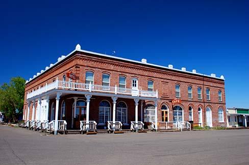 File Shaniko Hotel Wasco County Oregon Scenic Images Wascda0041