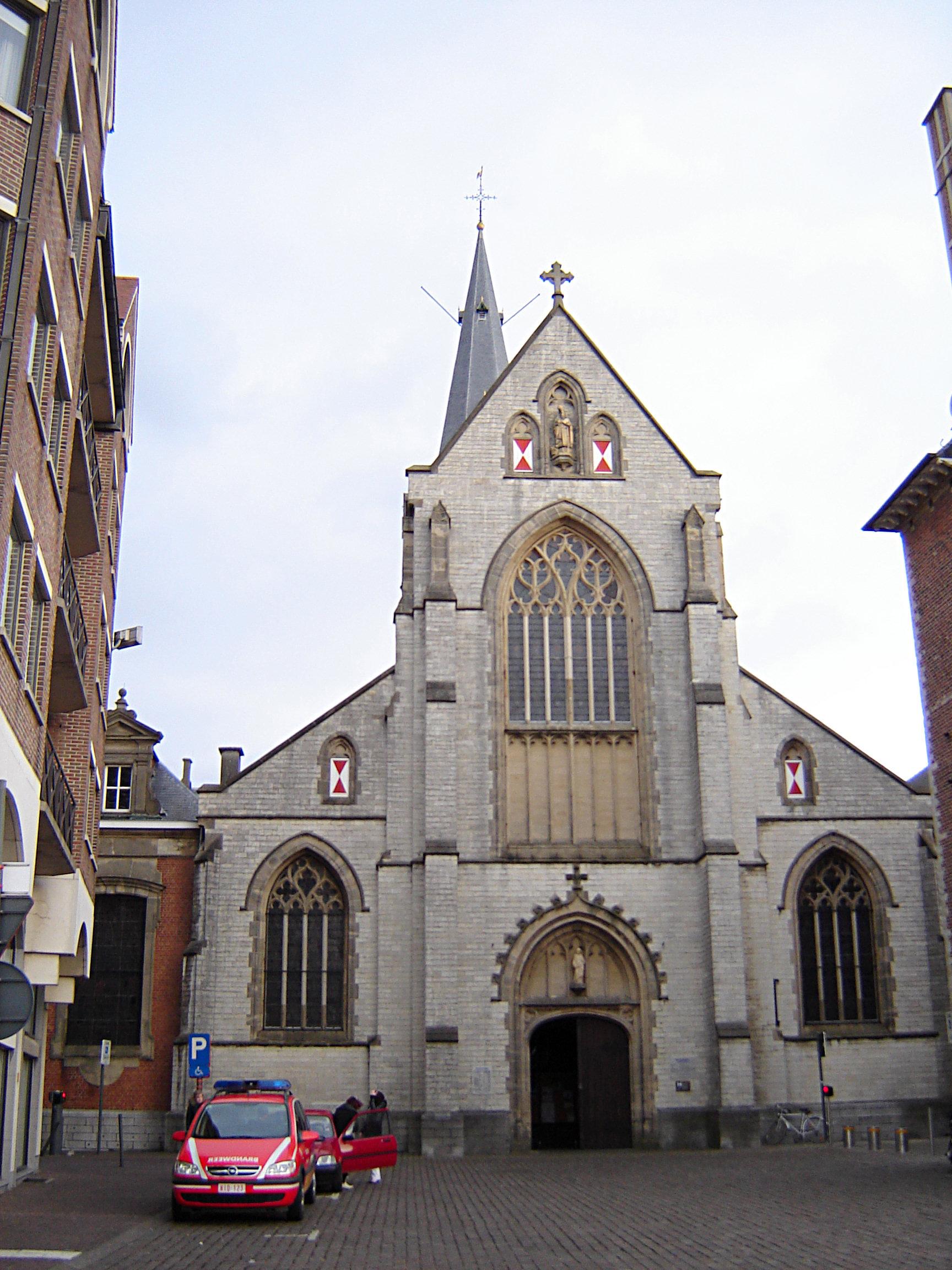 Keukeninrichting Sint Niklaas : Bestand Sint Niklaas Sint Nicolaaskerk 2 jpg Wikipedia