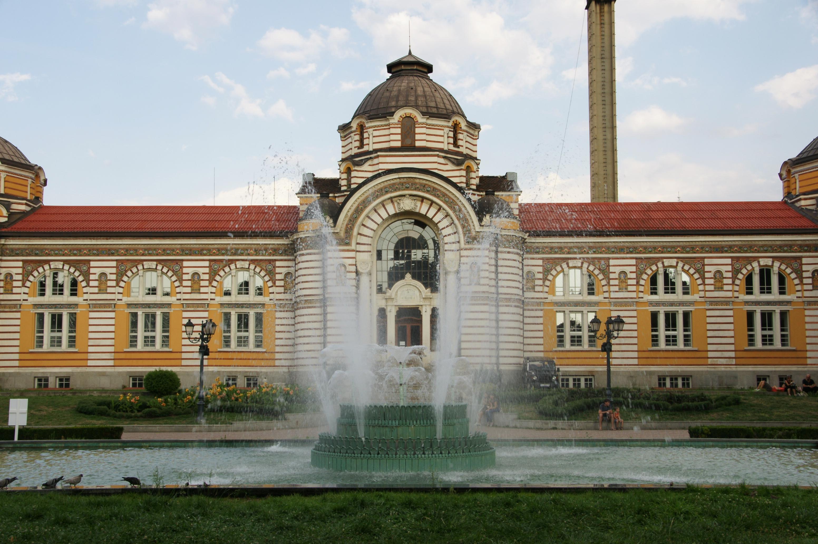 Bagni Termali Sofia : File sofia public mineral baths sofia bulgaria g wikimedia