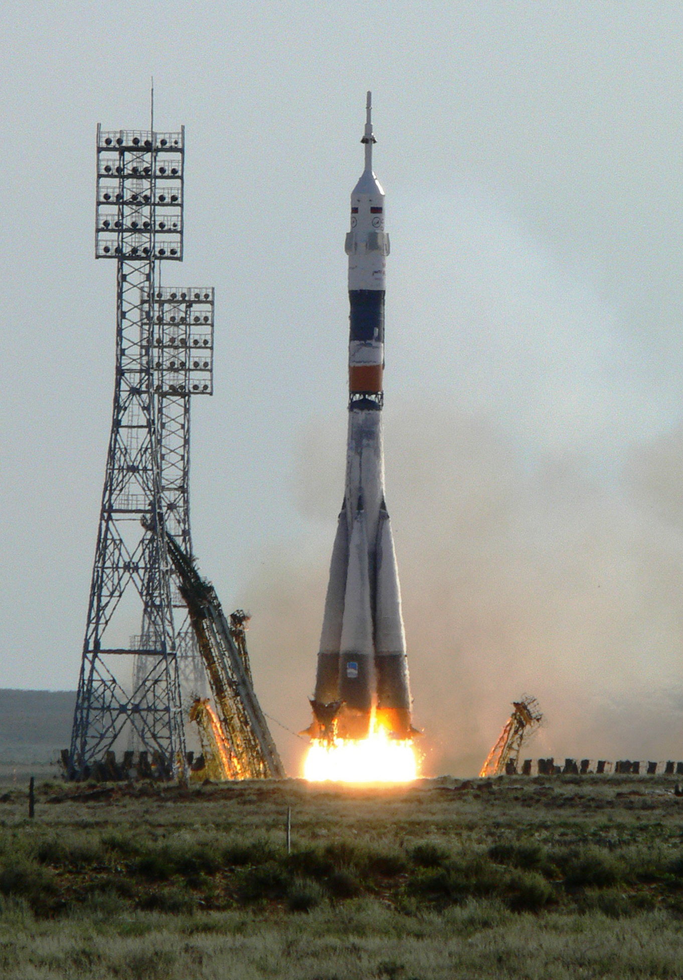 Image result for soyuz tma-04m launch