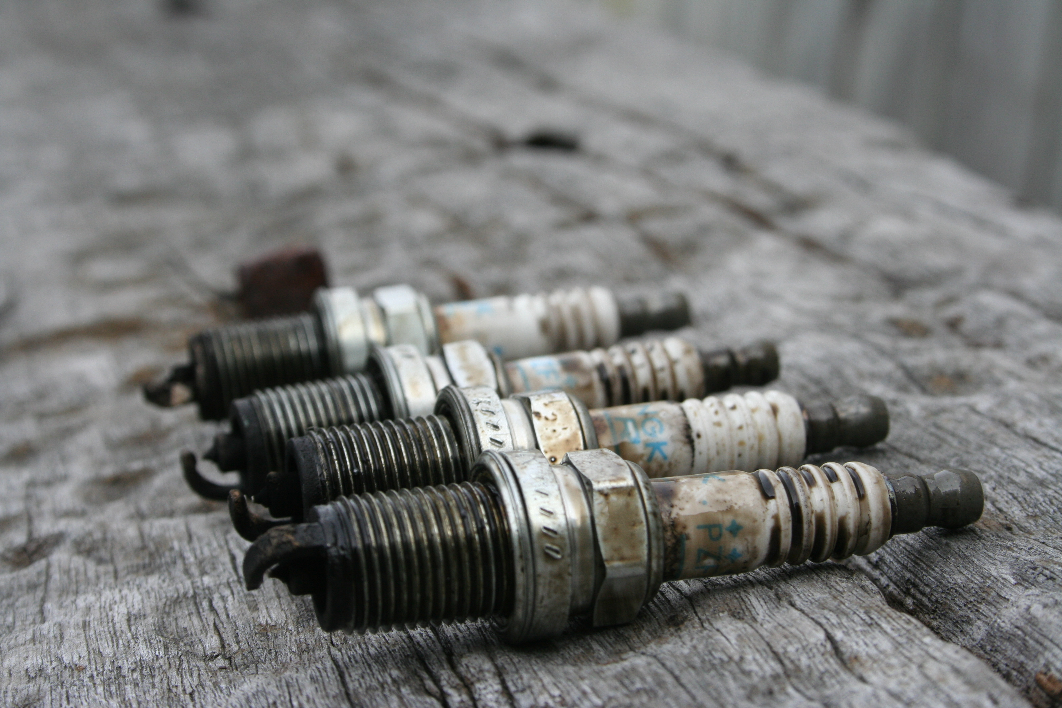 What Spark Plug Does My  Kawasaki Kfxr Take