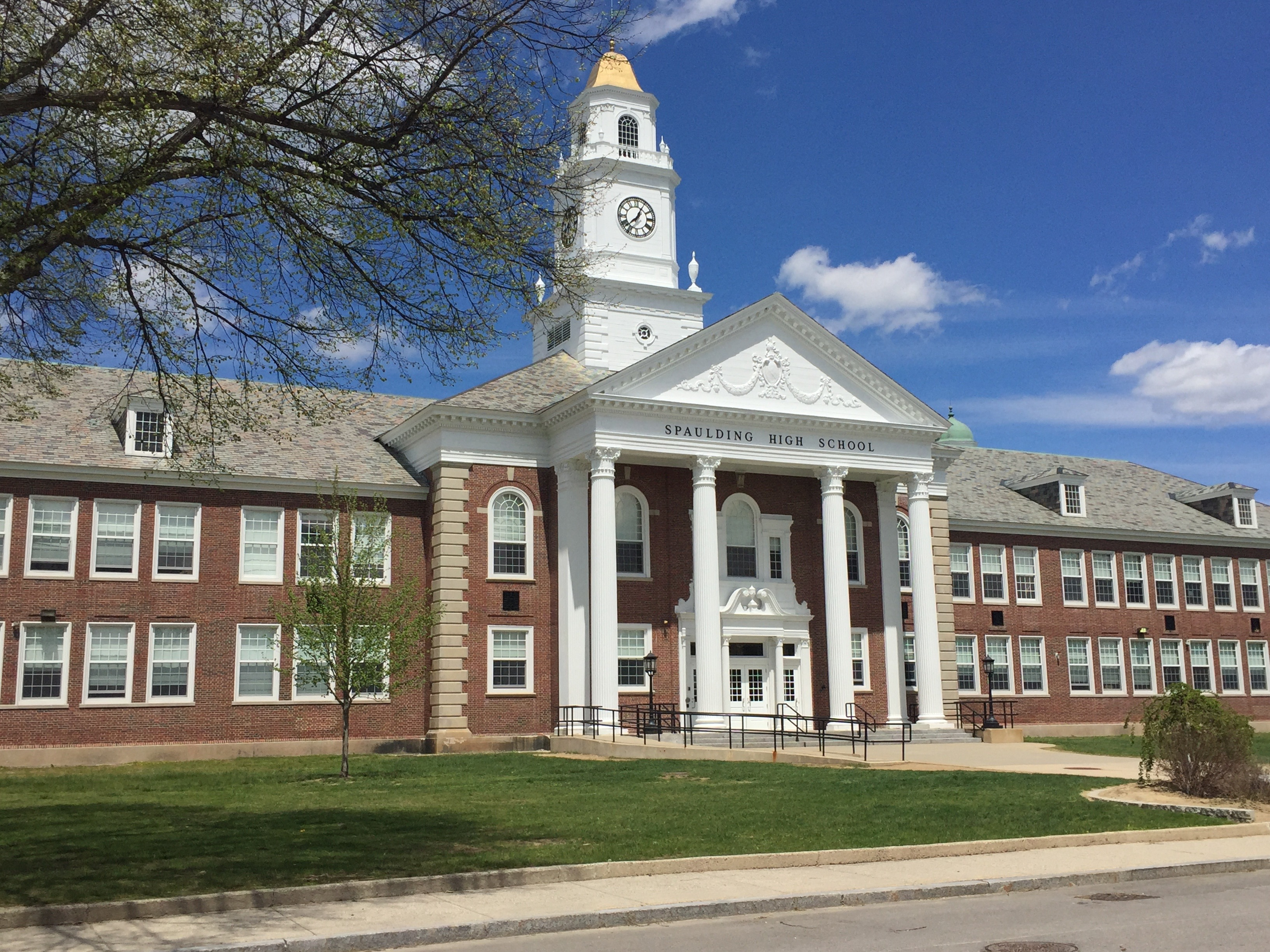 Spaulding High School (New Hampshire) - Wikipedia