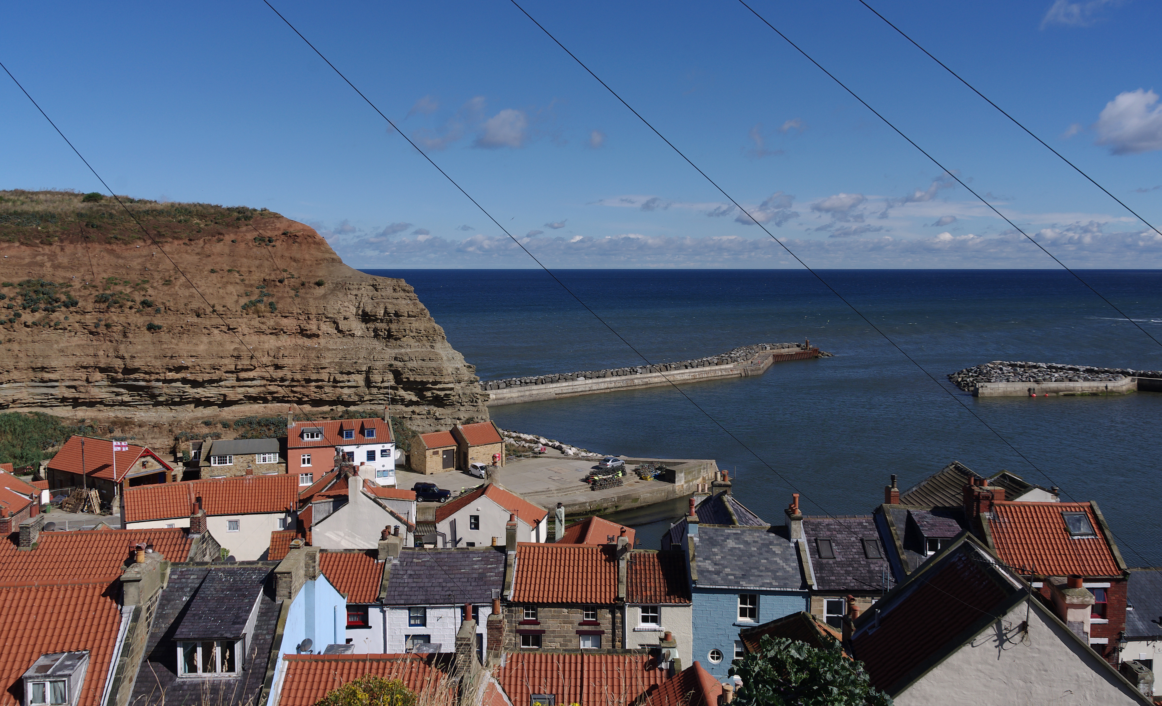 Staithes of Yorkshire