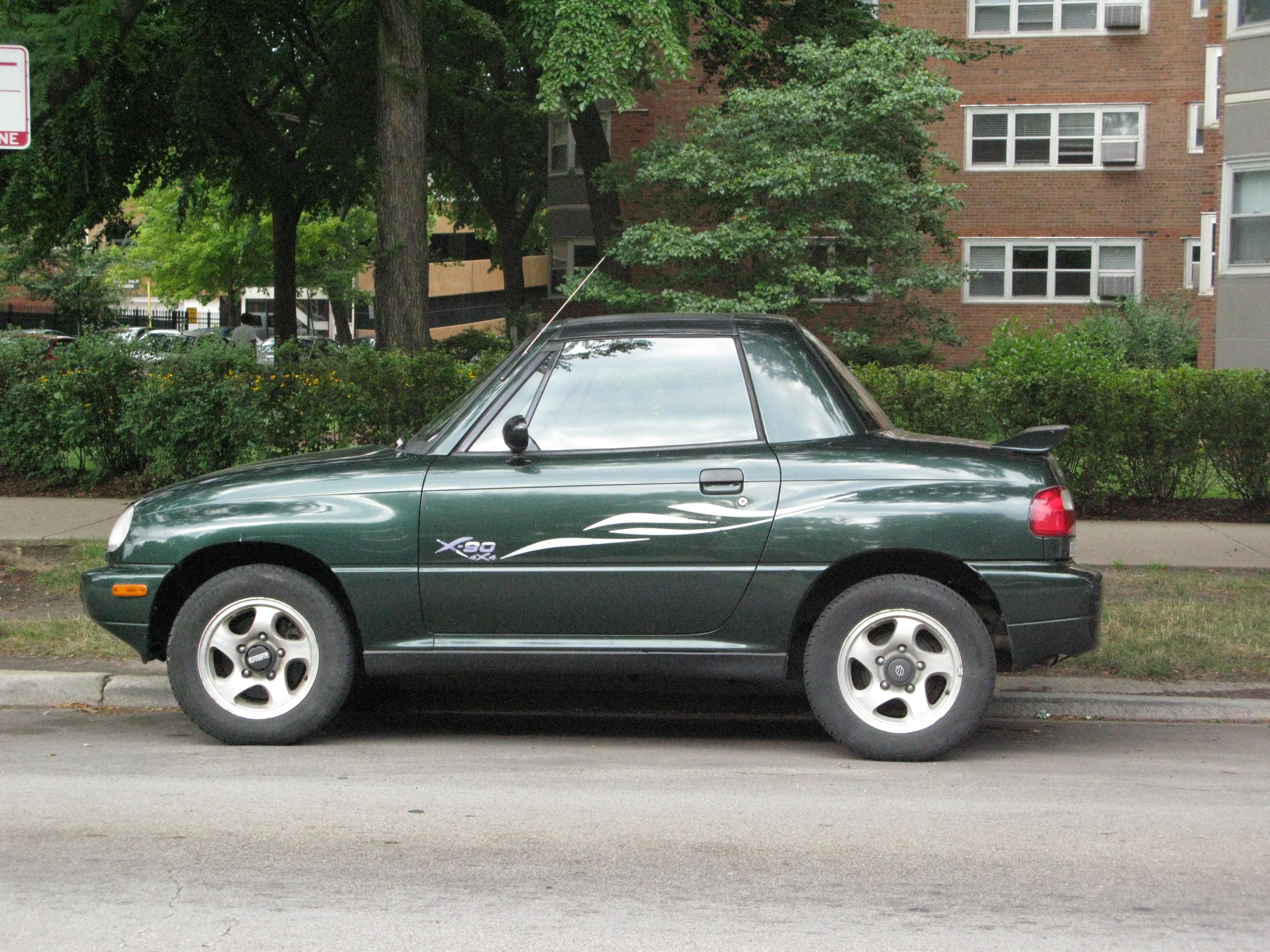 Suzuki X