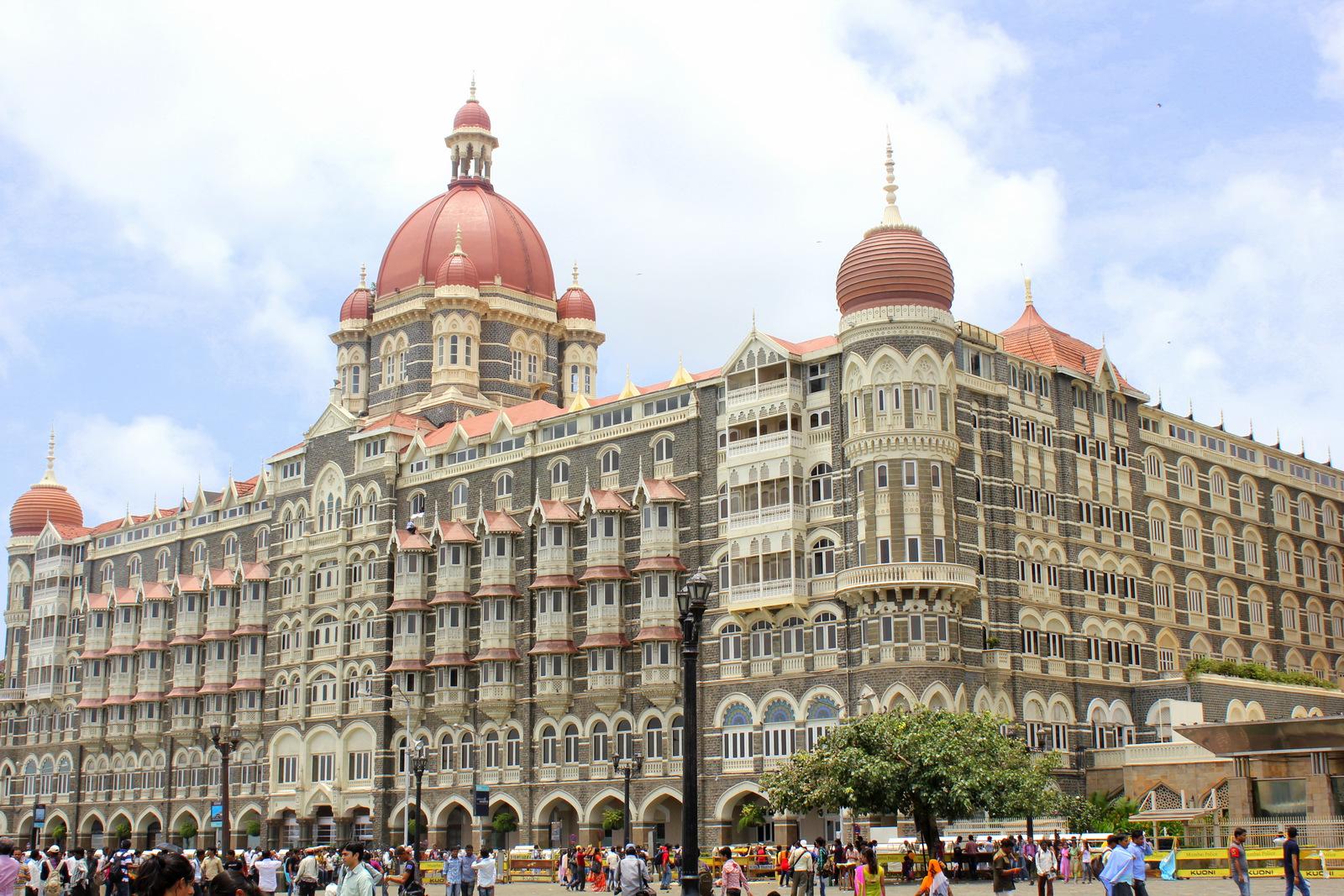 Bombay Taj Hotel Room Rent
