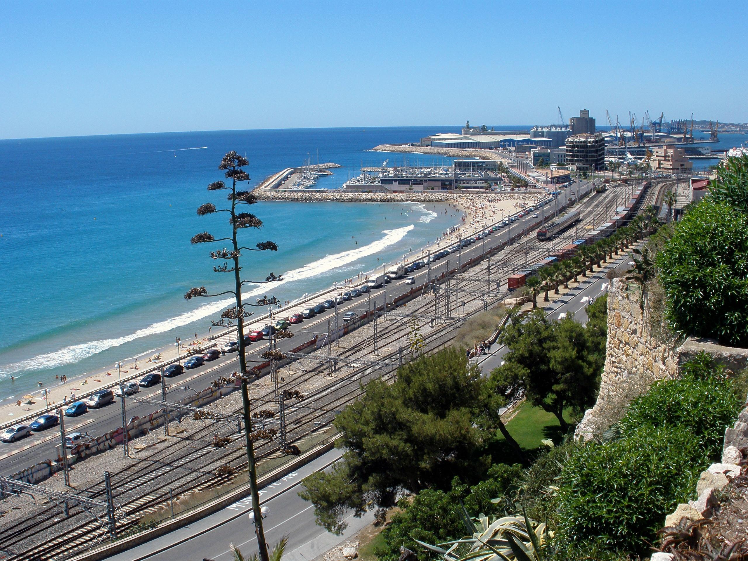Tarragona wikiwand for Pisos en el vendrell