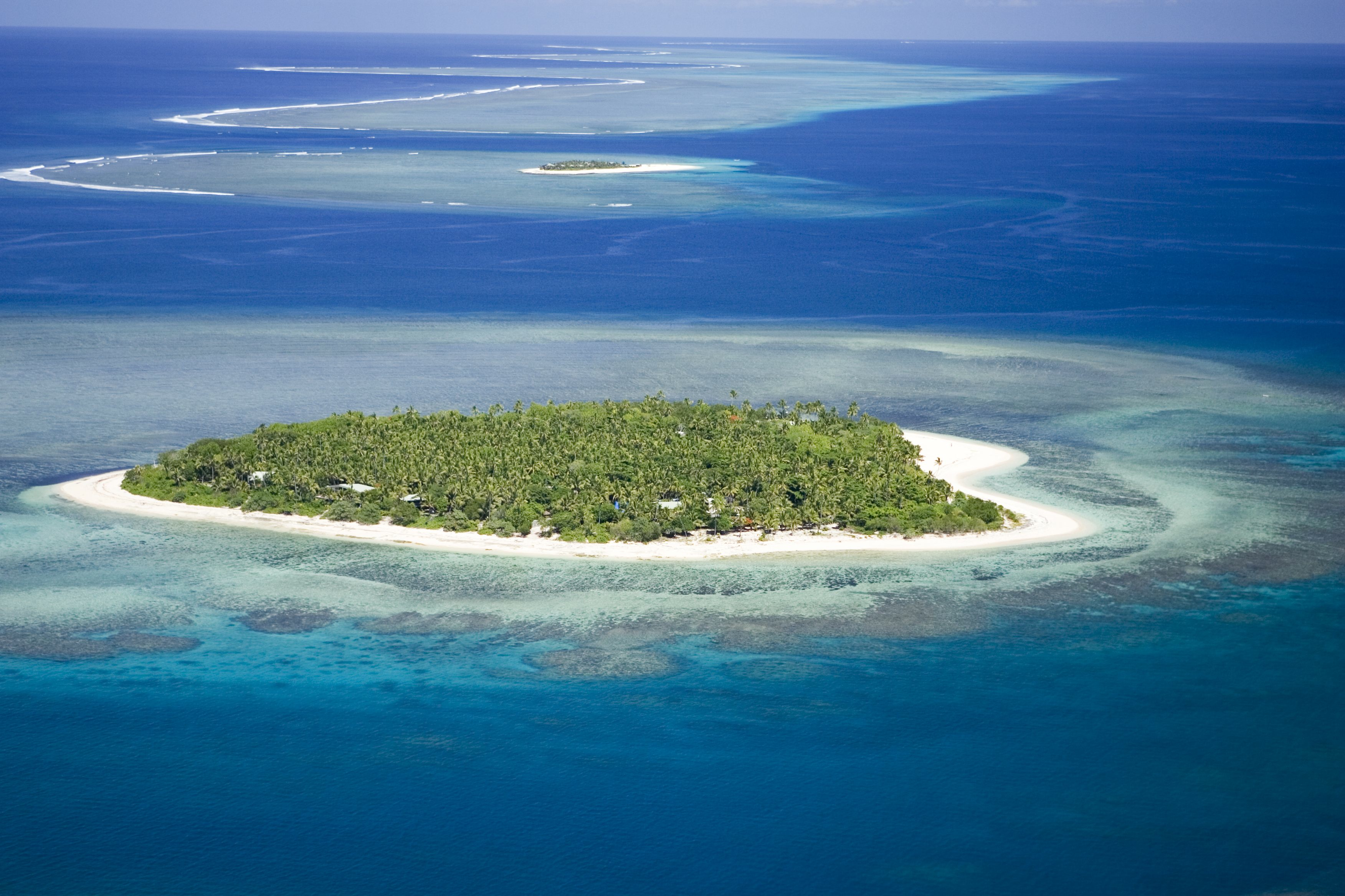 What Islands Are In The South Pacific