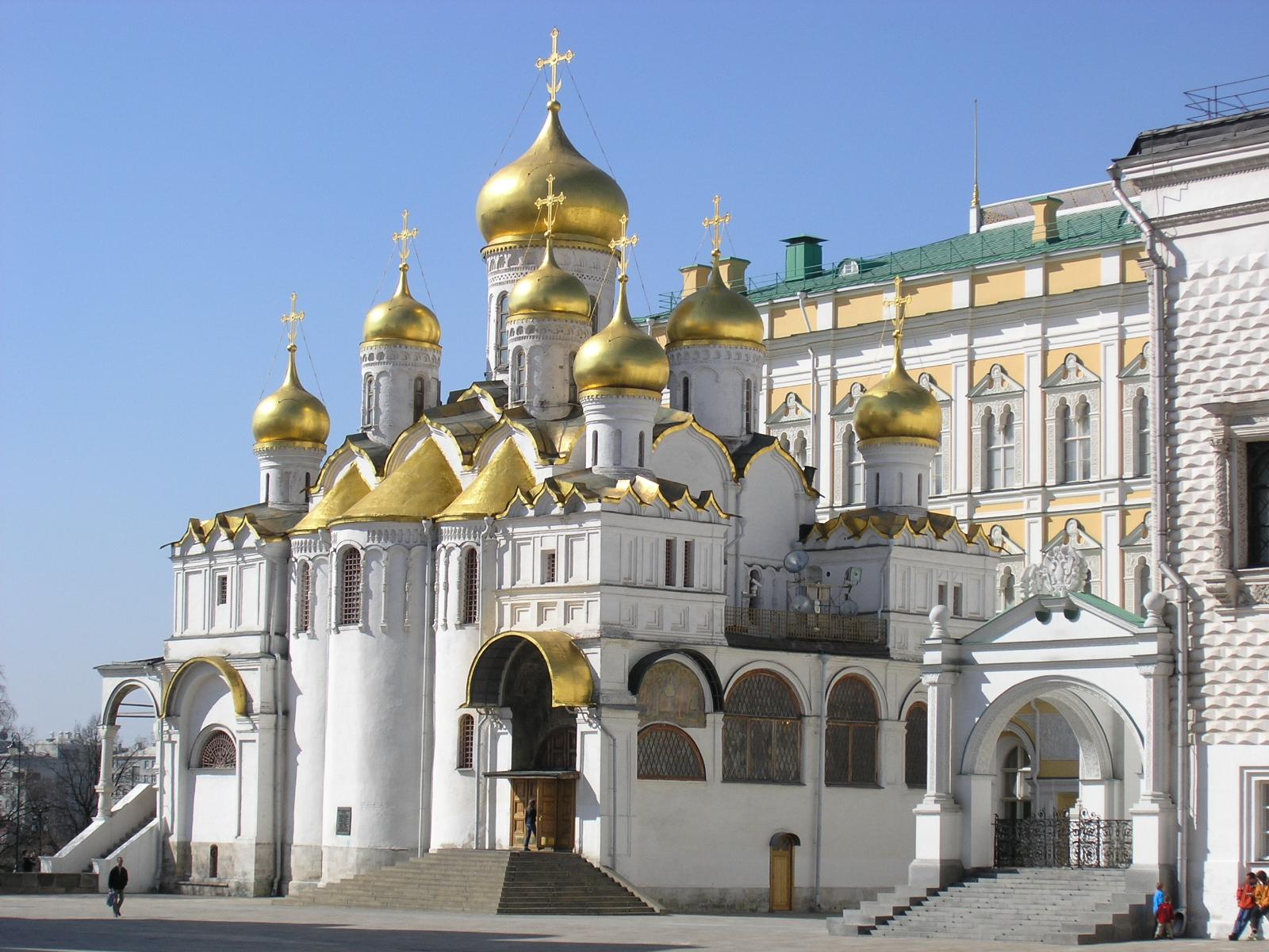 Реферат благовещенский собор московский кремль 802