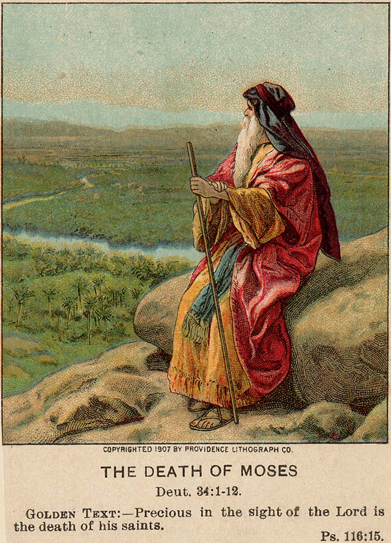 File The Death Of Moses Jpg Wikimedia Commons