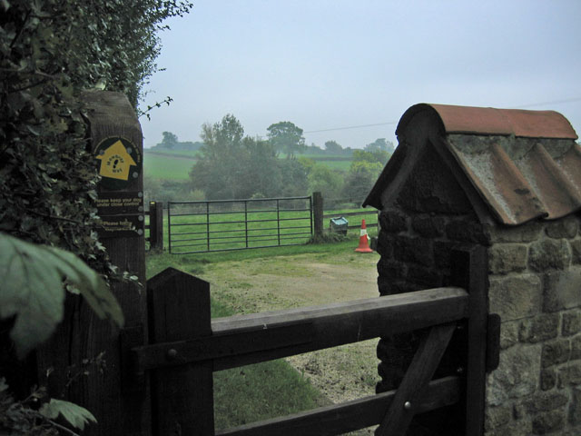 The Mowbray Way, Leicestershire - geograph.org.uk - 67008