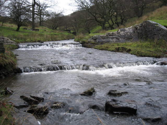 The Plunge - geograph.org.uk - 301249