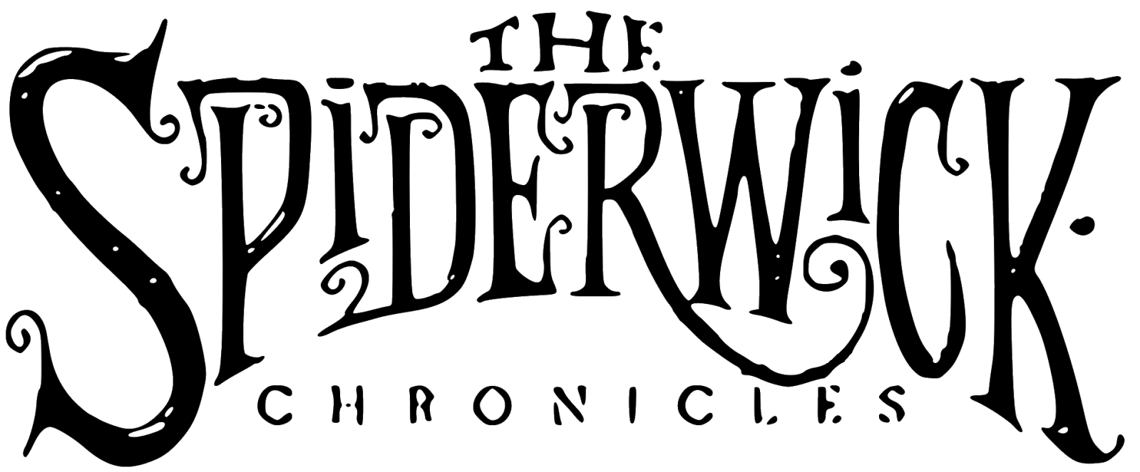 File:The Spiderwick Chronicles logotype.png - Wikimedia Commons
