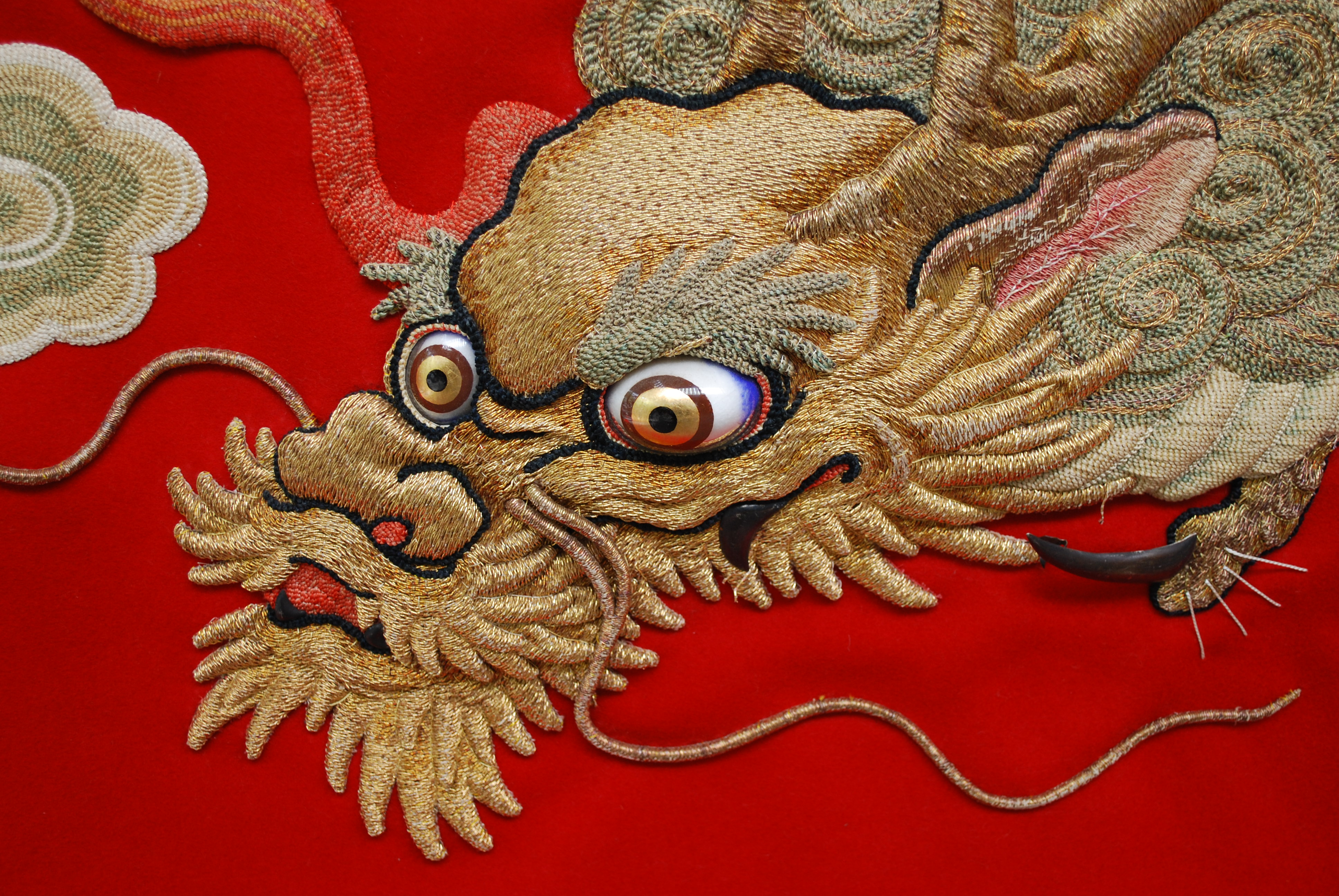 FileThe Embroidery Of The Festival Car Of The Festival Of