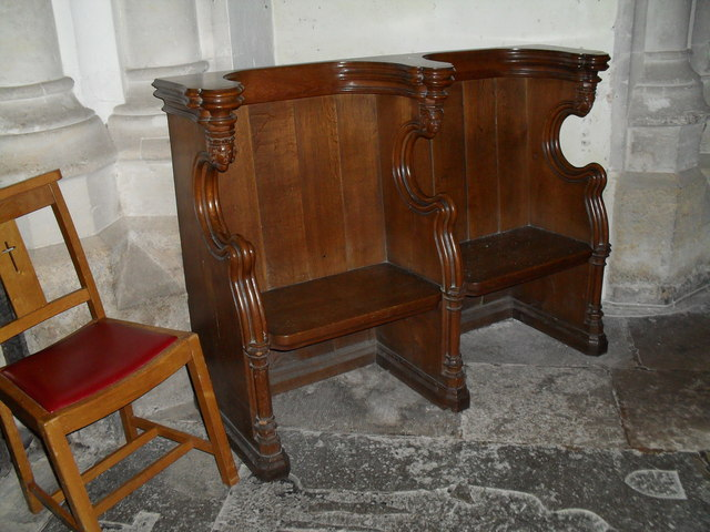 File:Traditional chairs within St Nicholas, Arundel - geograph.org.uk - 1640798.jpg