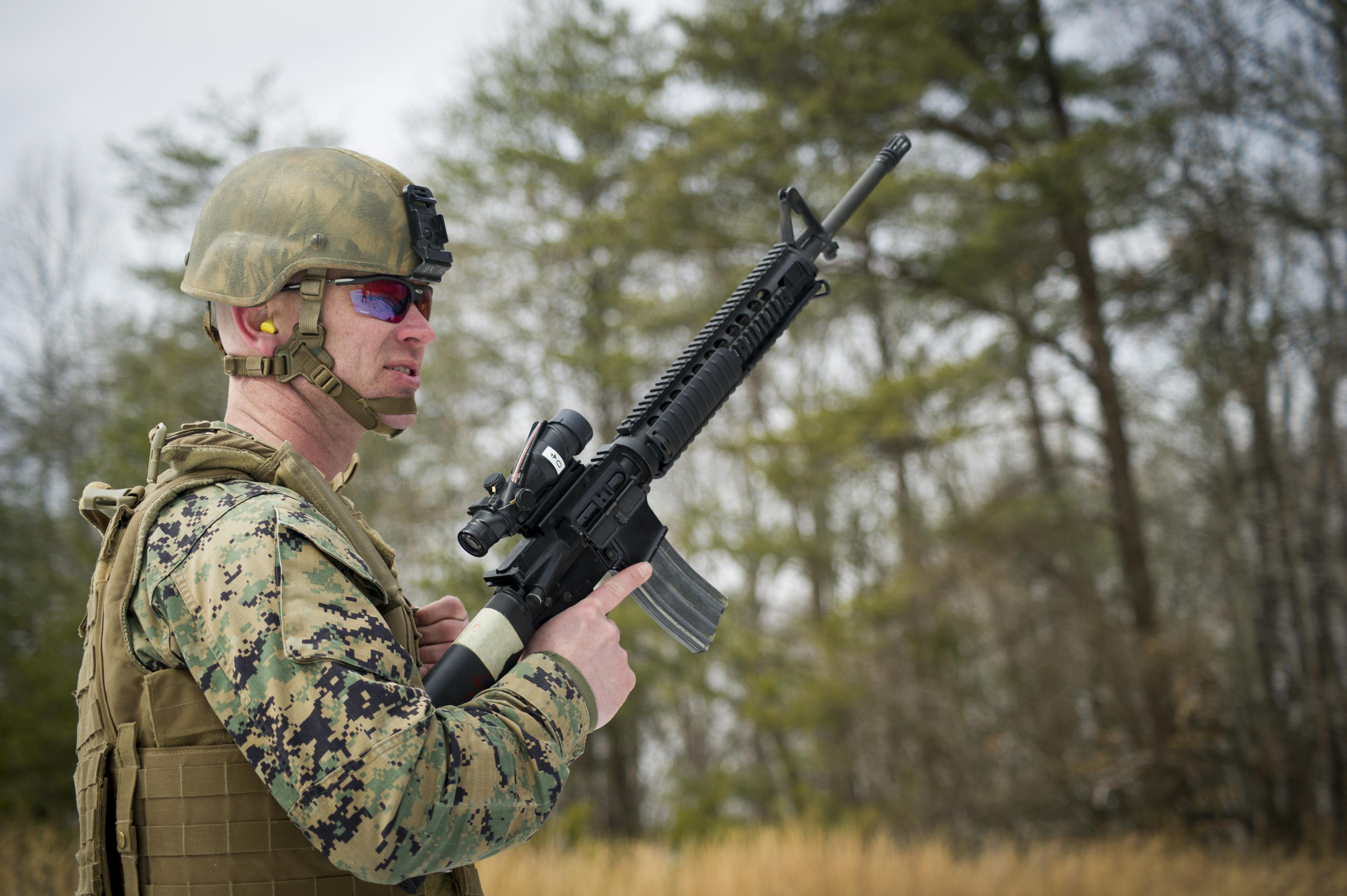 Marine Corps Base Quantico