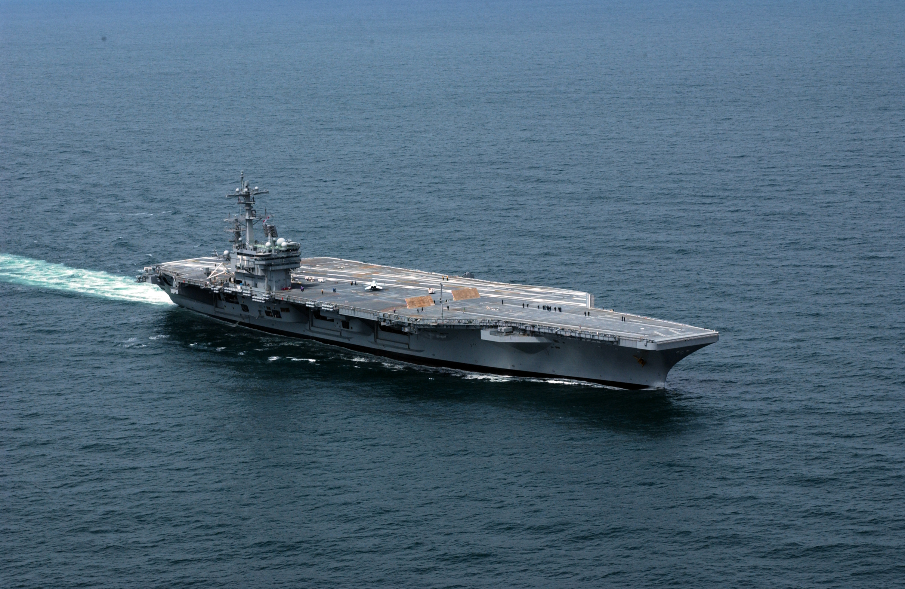 USS George H. W. Bush