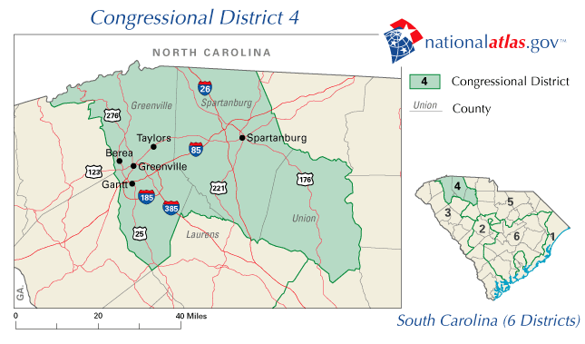 file united states house of representatives south carolina district 4 map png