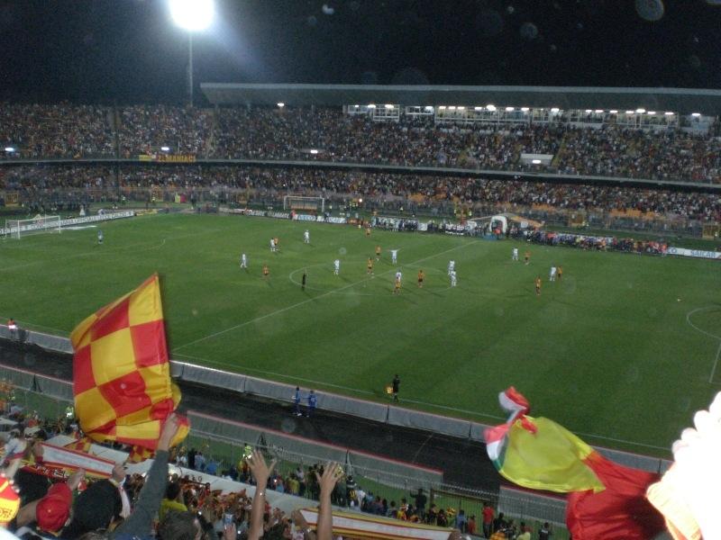 Stadio Via Del Mare Wikipedia