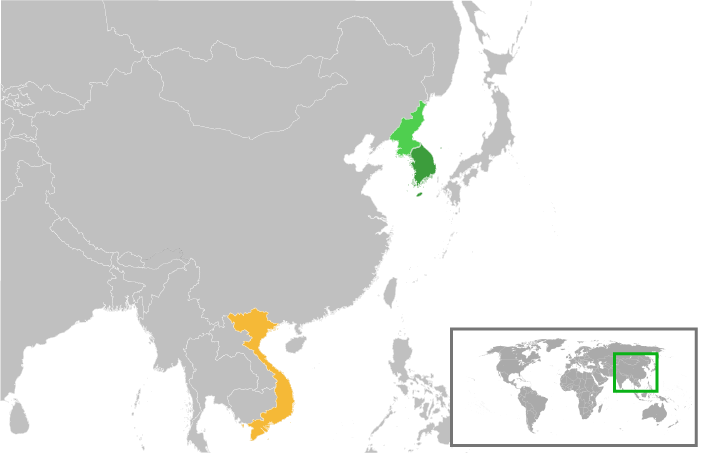 North Korea–Vietnam relations - Wikipedia