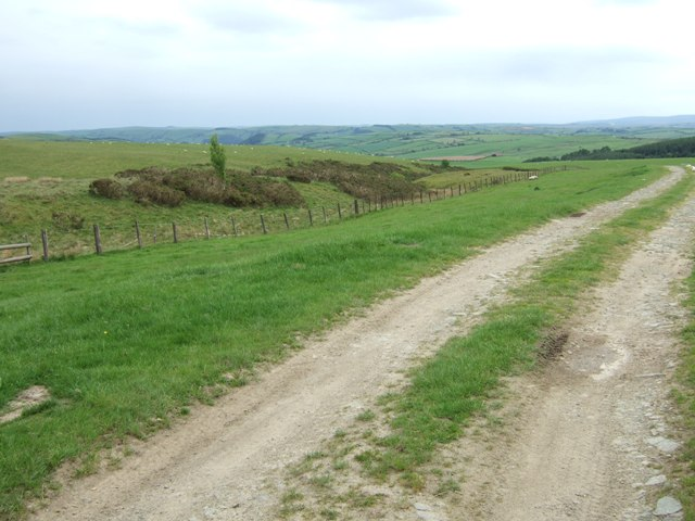 View from Kerry Ridgeway - geograph.org.uk - 497725
