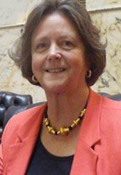 Virginia P. Clagett American politician
