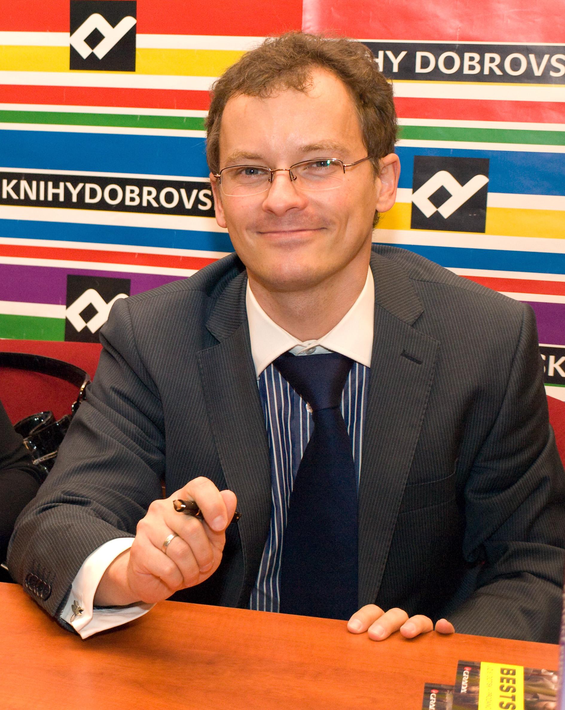 Vladimir Pikora in 2012