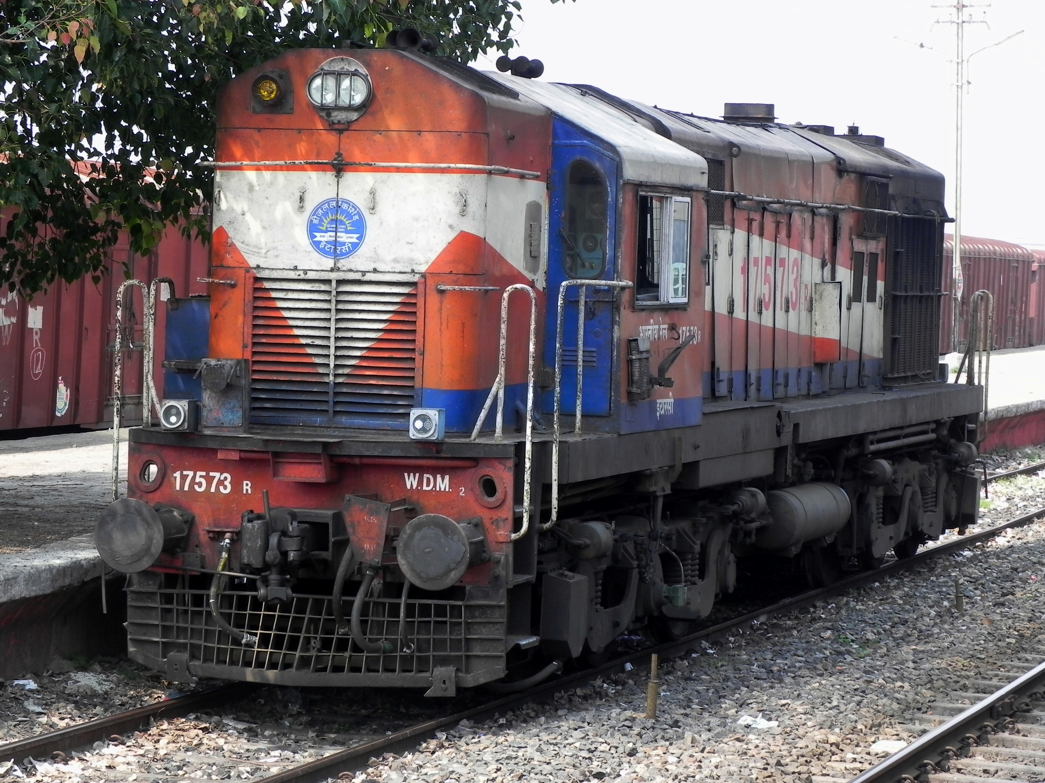 Indian Locomotive Class Wdm 2 Wikipedia