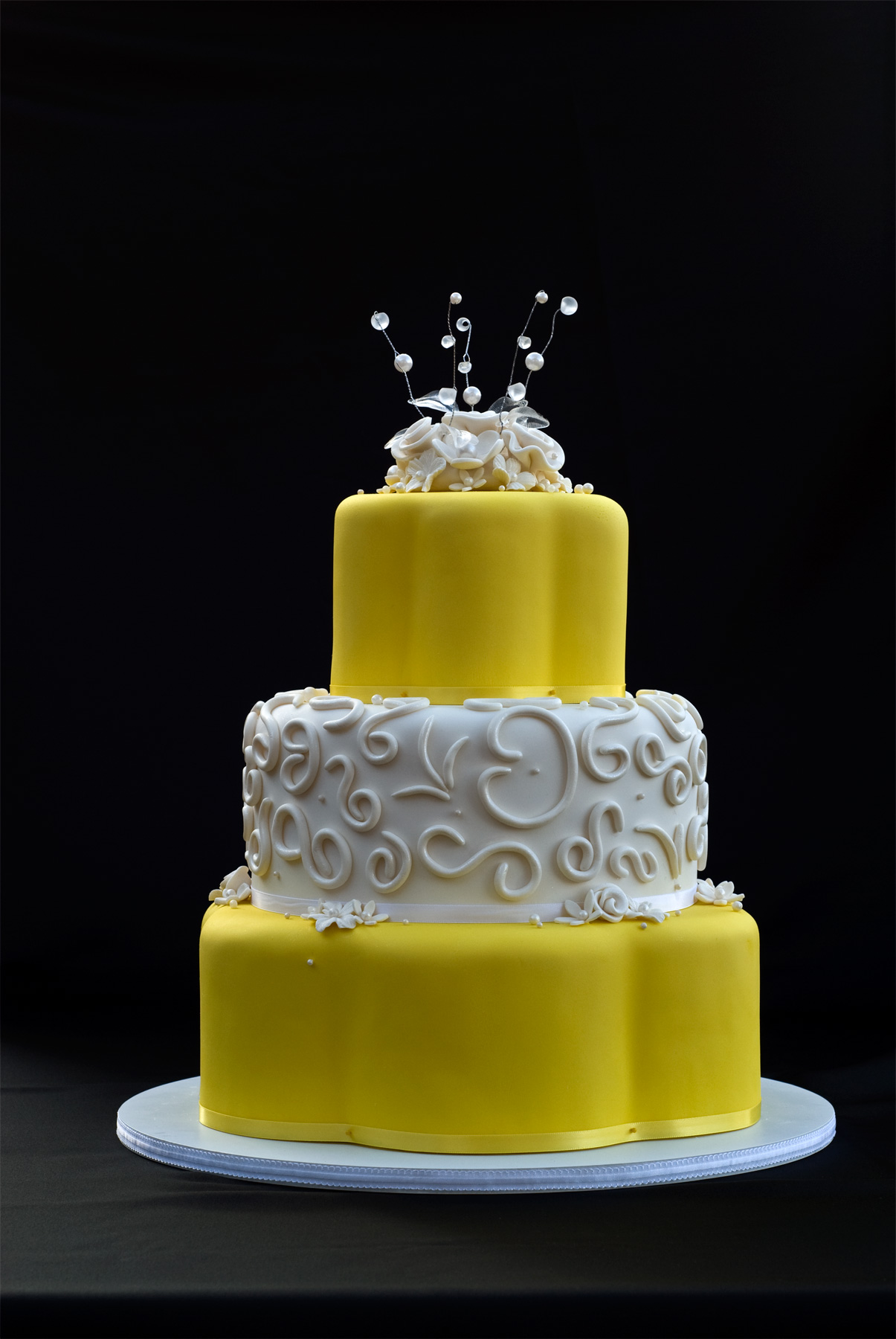 Wedding Cakes In Shawnee Ok