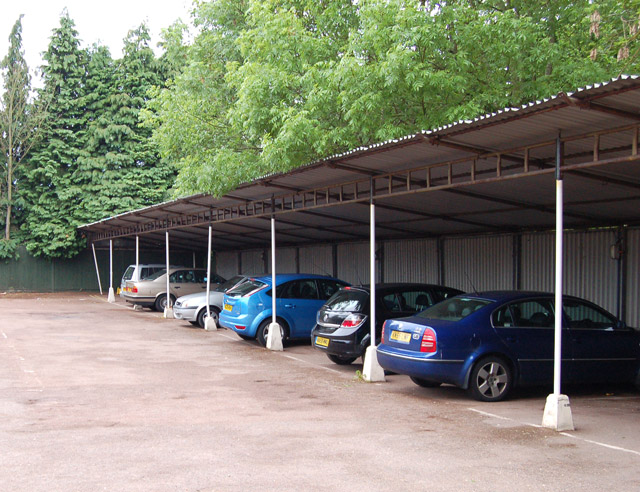 Car Park Website